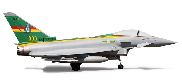 Royal Air Force No. 3, Sqd - 100th Anniversary Eurofighter Typhoon FGR.