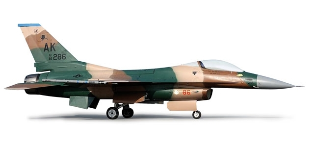 "USAF 18th AS - ""Flogger"" color scheme Lockheed Martin F-16C Fighting Falcon"