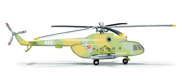 Poland Army Aviation - 25th Air Cavalry Brigade, 37th Air Squadron Mil Mi-8T