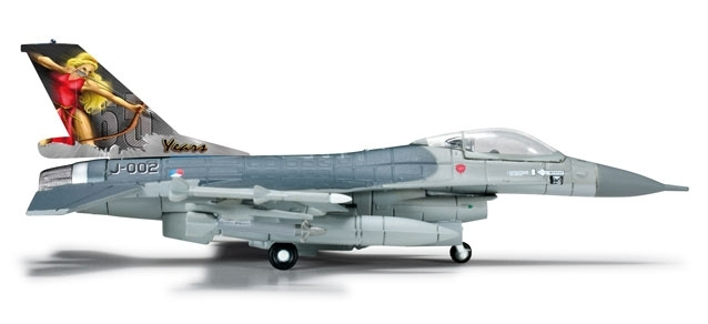 "Royal NL AF, Lockheed Martin F-16AM Fight. Falcon, 323rd ""Diana 65th"""