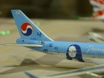 "Boeing B.747-400 KOREAN Air ""Mona Lisa"" 1/500"