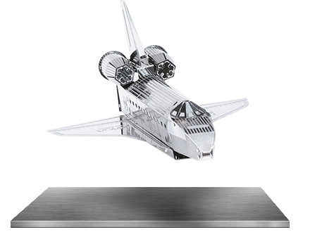 NASA Shuttle Enterprise  metal kit