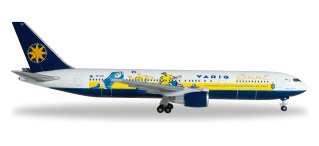 "Varig Boeing 767-300 ""World Cup"""