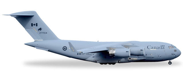 Royal Canadian Air Force Boeing CC-177 (C-17A) Globemaster III, No. 429 Transport Squadron