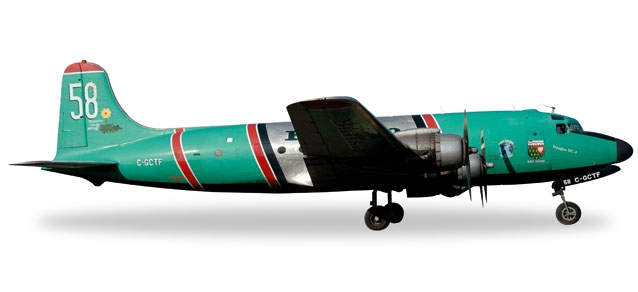 Buffalo Airways Douglas DC-4