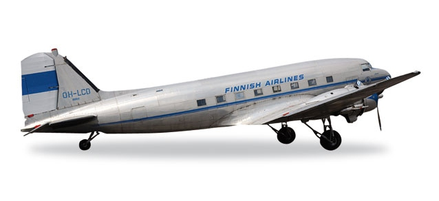 Finnish Airlines Douglas DC-3
