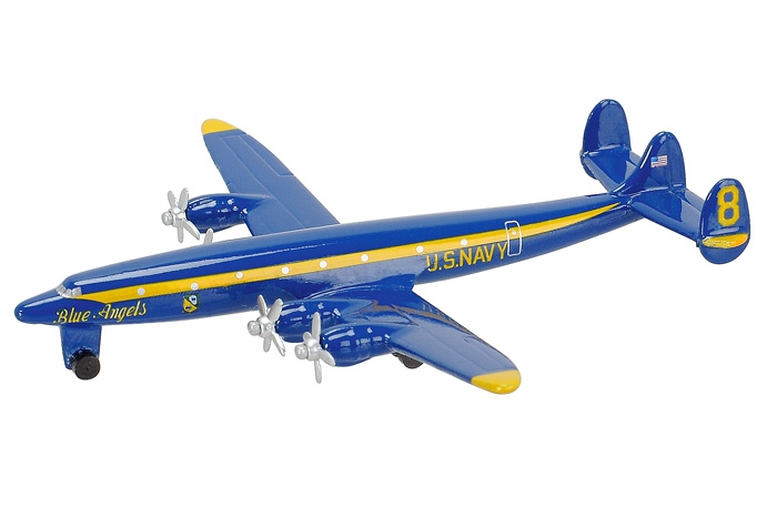 Lockheed L1049G US Navy Super Constellation