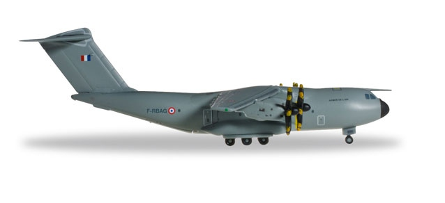 "French Air Force Airbus A400M Atlas ET 1/61 ""Touraine"""