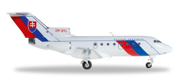 Slovak Air Force Yakovlev Yak-40