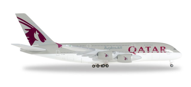 Qatar Airways Airbus A380