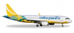 Cebu Pacific Air - new colors Airbus A320