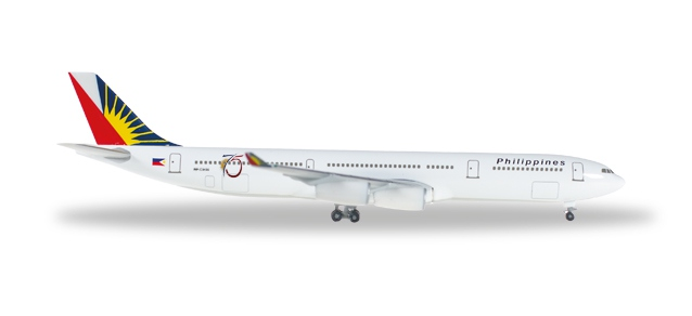 "Philippine Airlines ""75th Anniversary""Airbus A340-300"