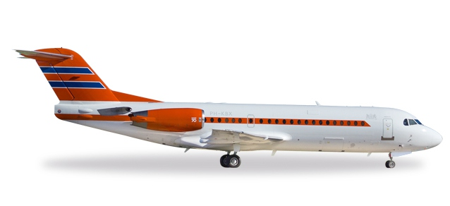 Netherlands Government Fokker 70