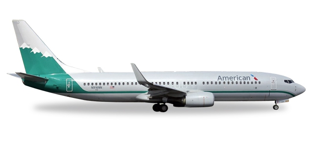 American Airlines Boeing 737-800 - Reno Air Heritage Livery