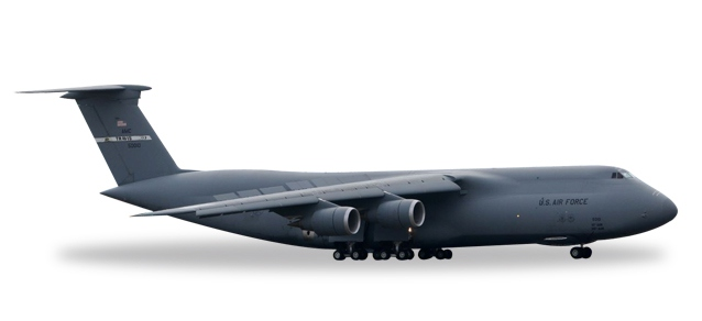 529549 - U.S. Air Force Lockheed C-5M Super Galaxy
