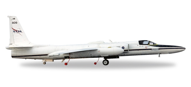 558082 - NASA Armstrong Flight Research Center Lockheed ER-2 (U-2S)