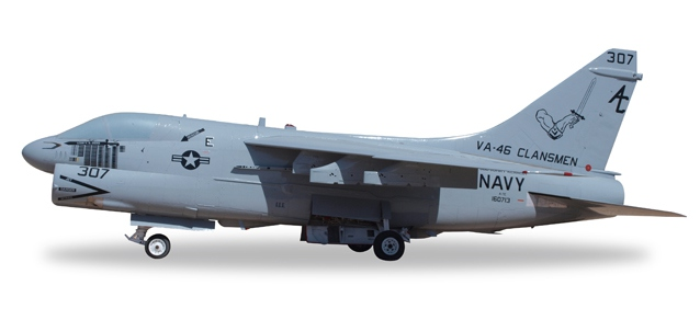 U.S. Navy Vought A-7E