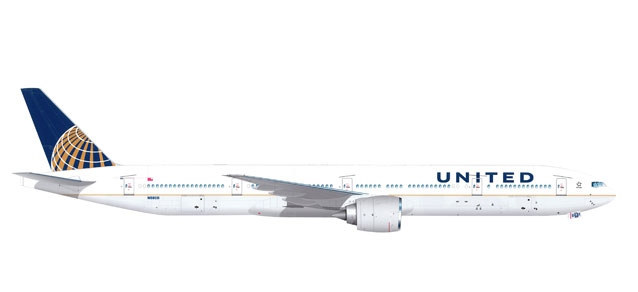 United Airlines Boeing B777-300ER