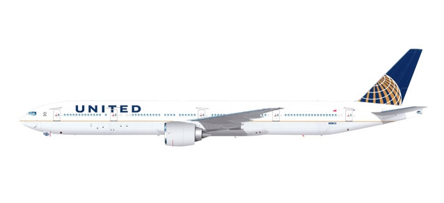 United Airlines Boeing 777-300ER
