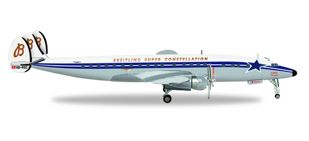 SCFA / Breitling Lockheed L-1049H Super Constellation