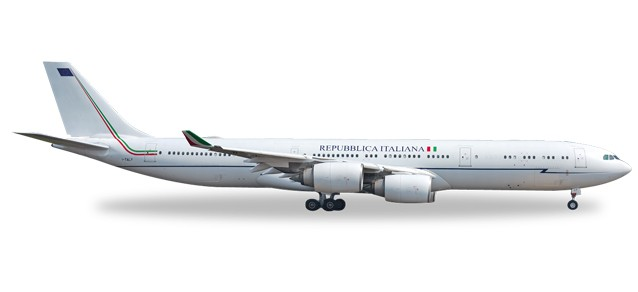 Italian Air Force Airbus A340-500