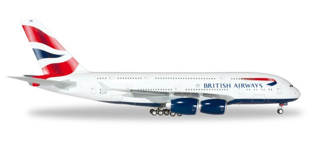 British Airways Airbus A380