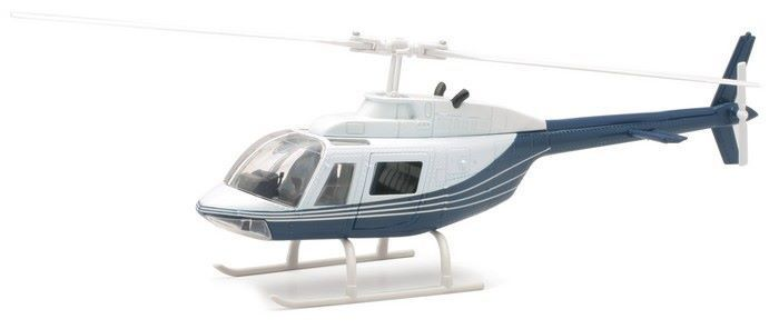 Bell 206 Police