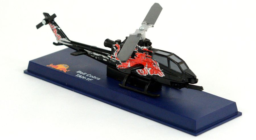 Bell Cobra TAH-1F Red Bull