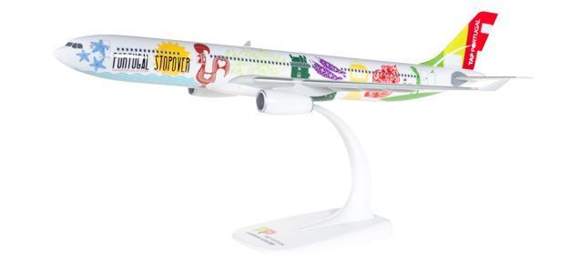 "TAP Portugal Airbus A330-300 ""Portugal Stopover"" - CS-TOW"