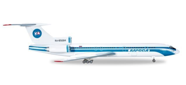 Alrosa Mirny Air Enterprises Tupolev TU-154M