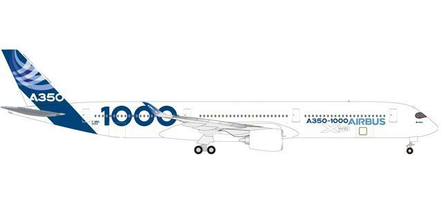 Airbus A350-1000 1st Prototype - F-WMIL