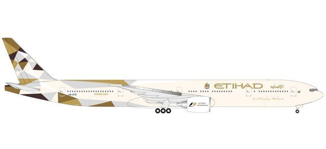 Etihad Airways Boeing 777-300ER - A6-ETC