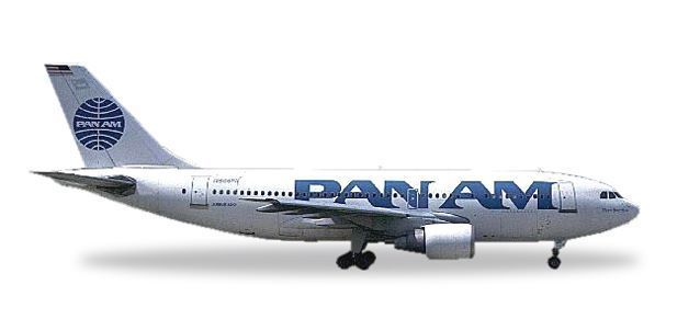 "Pan Am Airbus A310-200 - 25 YEARS Herpa Wings Edition - N806PA ""Clipper Betsy Ross"""