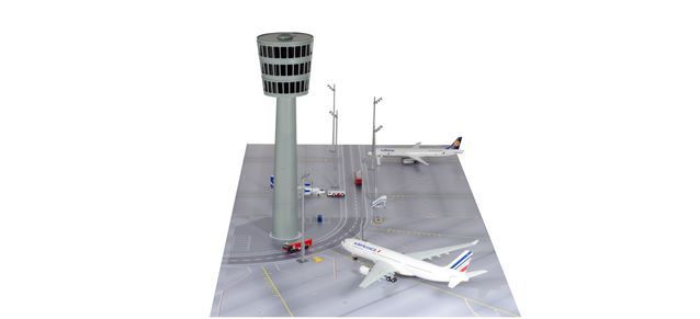 Airport Tower - construction kit