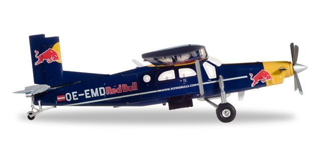 The Flying Bulls Pilatus PC-6 Turbo Porter - OE-EMD