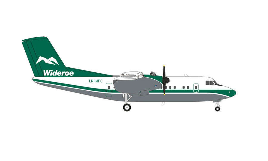 Wideroe De Havilland Canada DHC-7