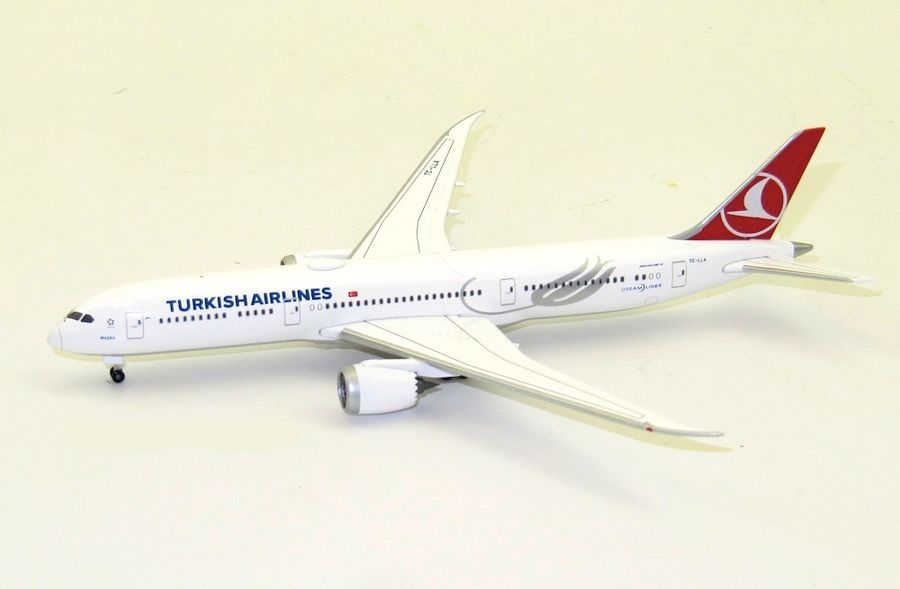 Boeing 787-9 Turkish Airlines