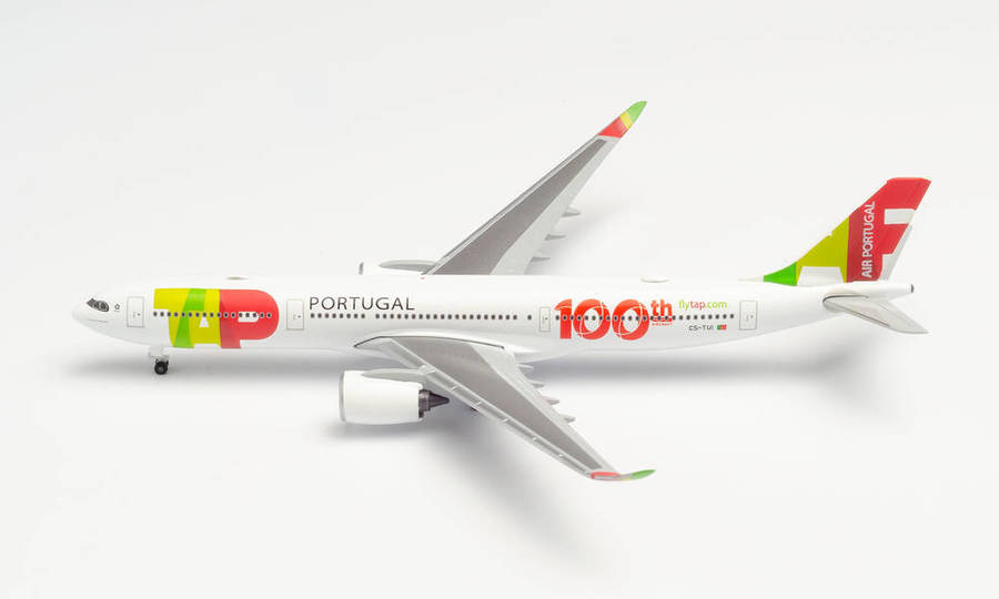 "TAP Air Portugal Airbus A330-900 neo ""100th Aircraft"""
