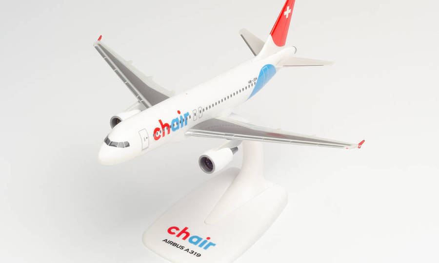 Chair Airlines - Airbus A319 - Modèle à emboiter
