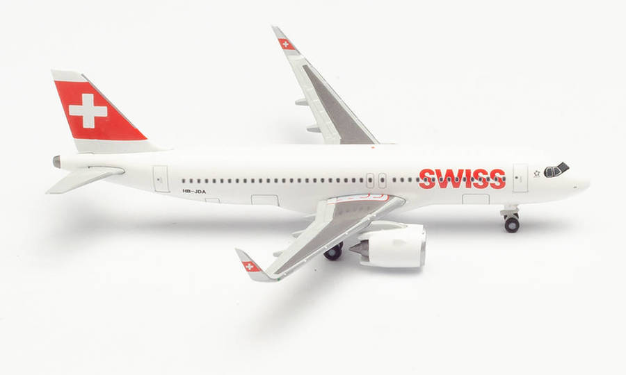 Swiss International Air Lines - Airbus A320 NEO