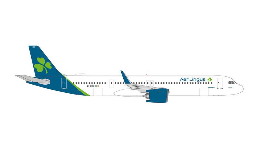 "AER LINGUS AIRBUS A321NEO – EI-LRB ""ST. ATTRACTA / ATHRACHT"""