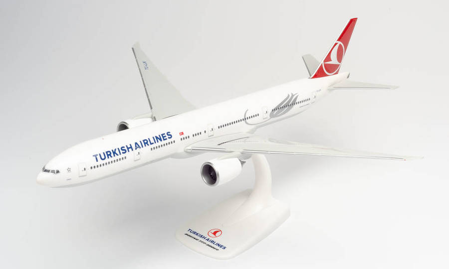 "TURKISH AIRLINES BOEING 777-300ER – TC-LJK ""IZMIR"""