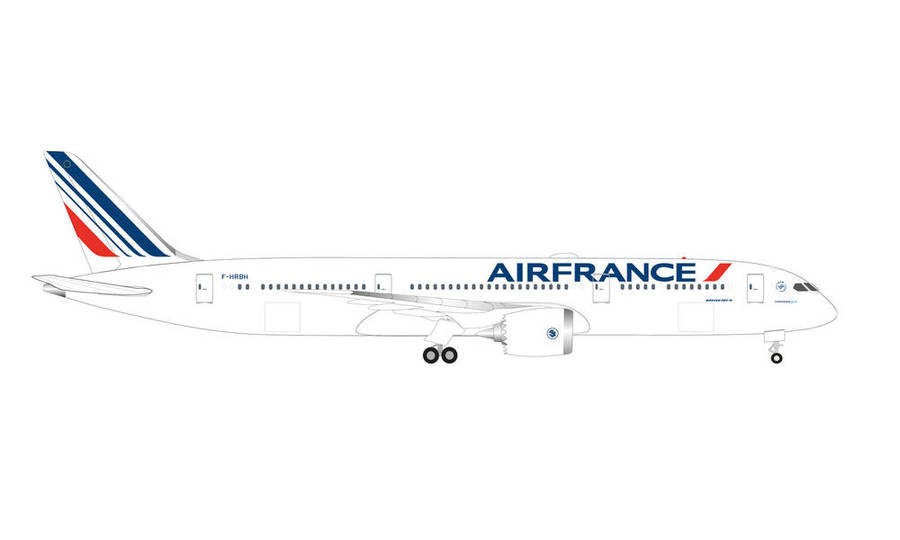 AIR FRANCE BOEING 787-9 DREAMLINER – F-HRBH