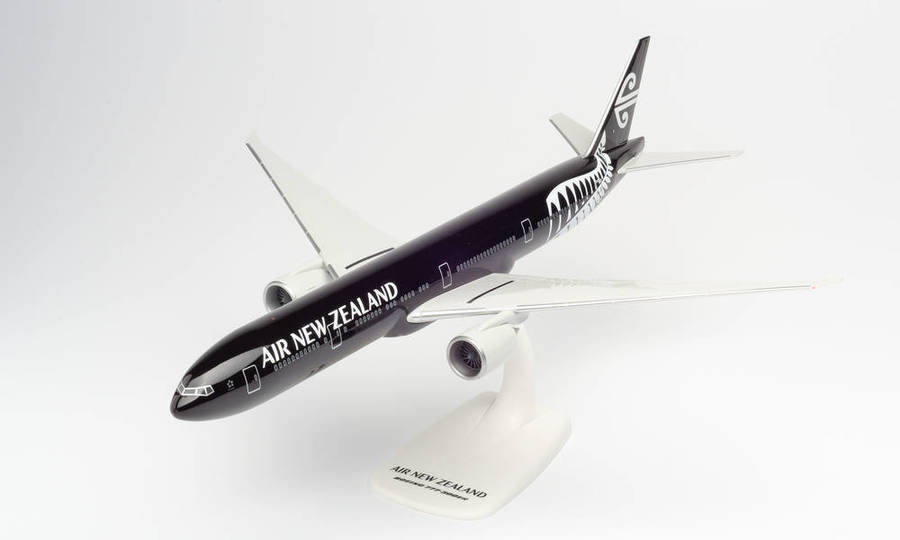 "AIR NEW ZEALAND BOEING 777-300ER – ZK-OKQ ""ALL BLACKS"""