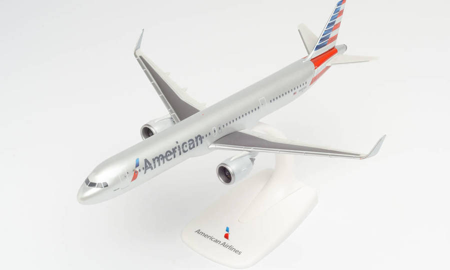 AMERICAN AIRLINES AIRBUS A321NEO – N400AN