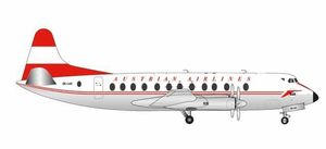 Austrian Airlines Vickers Viscount 800