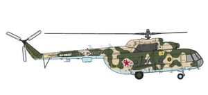 Russian Air Force Mil Mi-8MT