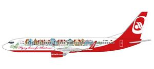 "Air Berlin Boeing 737-800 ""Flying home for Christmas"""