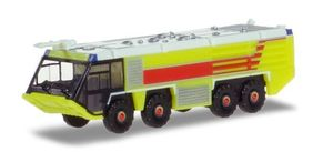 Airport Fire Engine – Lime green