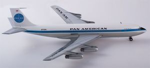 "Pan American World Airlines Boeing 707-320 ""Jet Clipper Liberty Bell"""